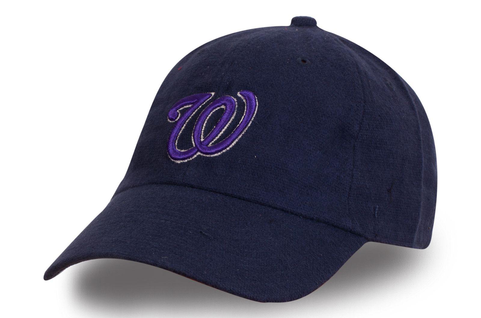 Брендовая бейсболка - купить в интернет-магазине с доставкой