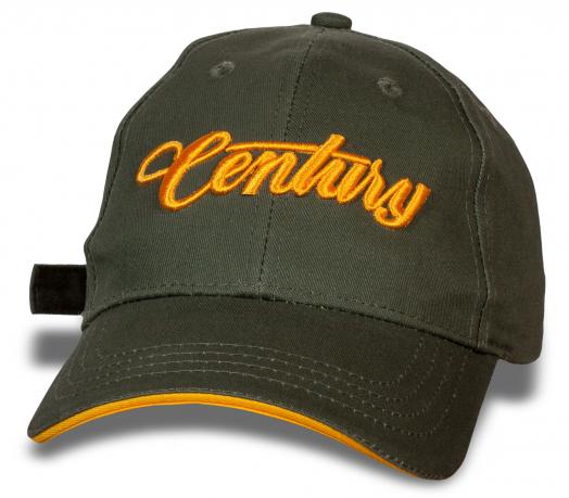 Брендовая бейсболка Century