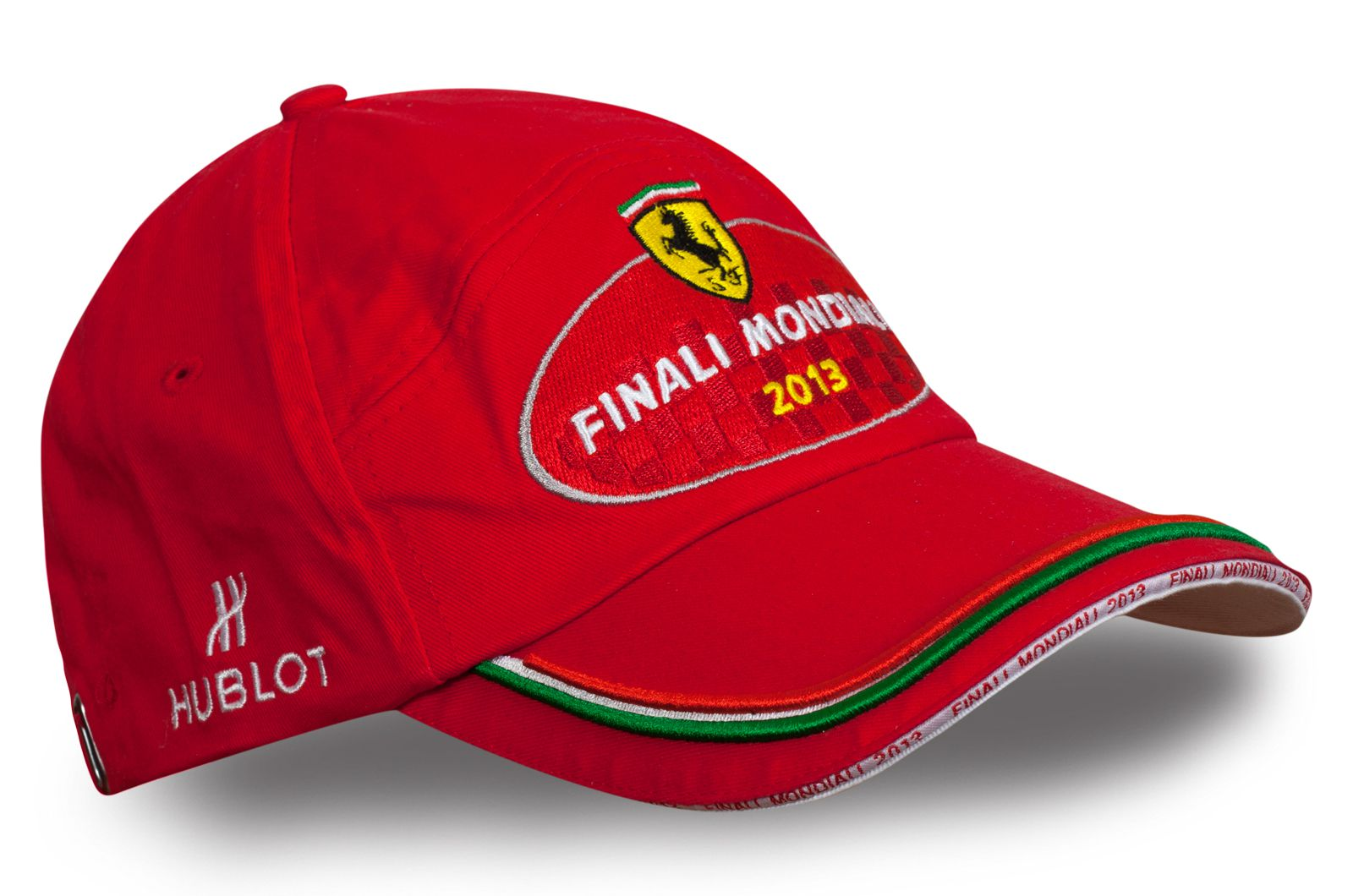 Брендовая бейсболка Finali Mondiali Ferrari