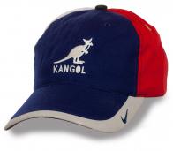 Брендовая бейсболка KANGOL