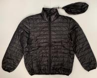 Брендовая черная куртка для мужчин