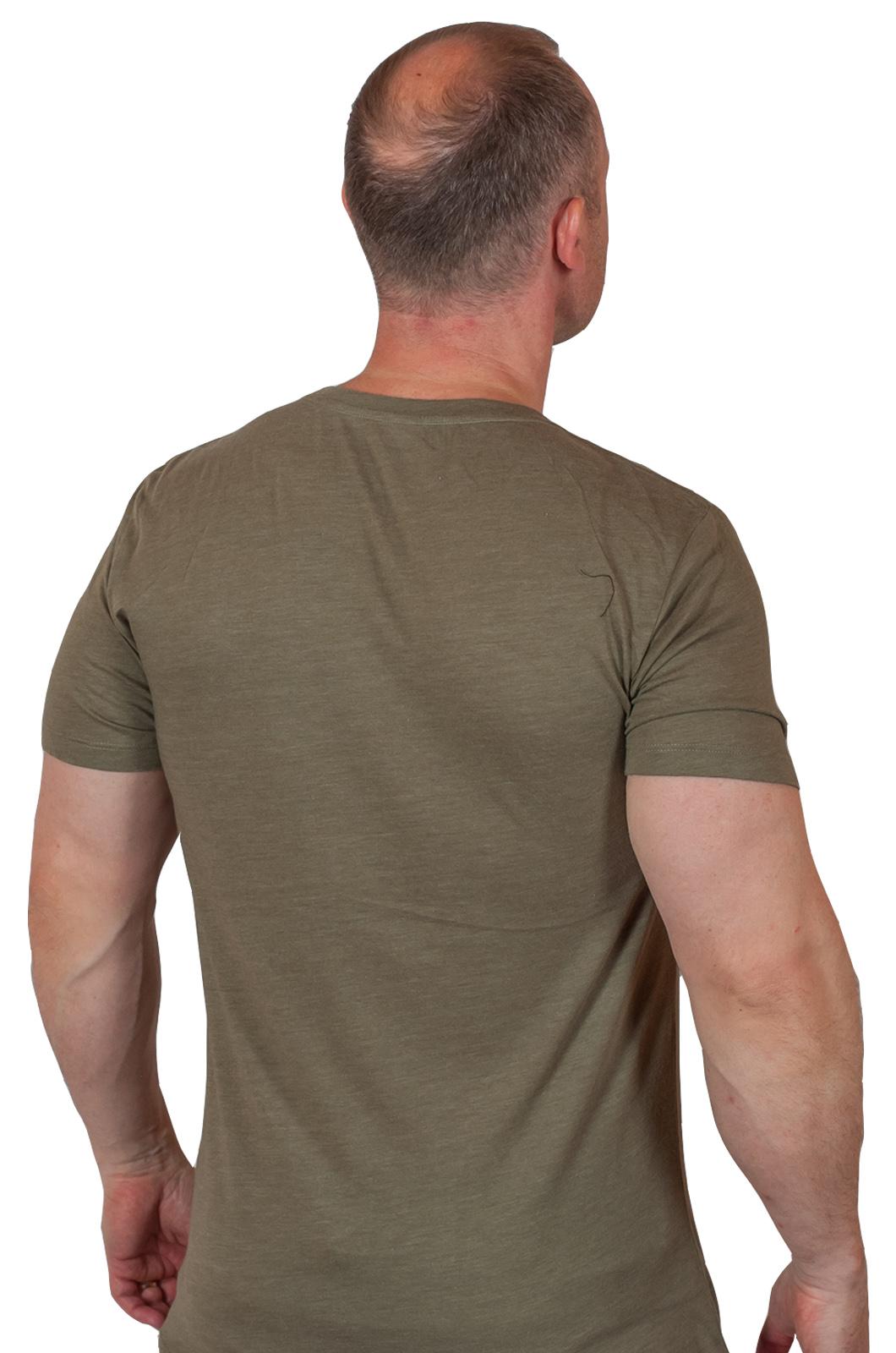 Брендовая футболка милитари G-Star Raw® Cadulor