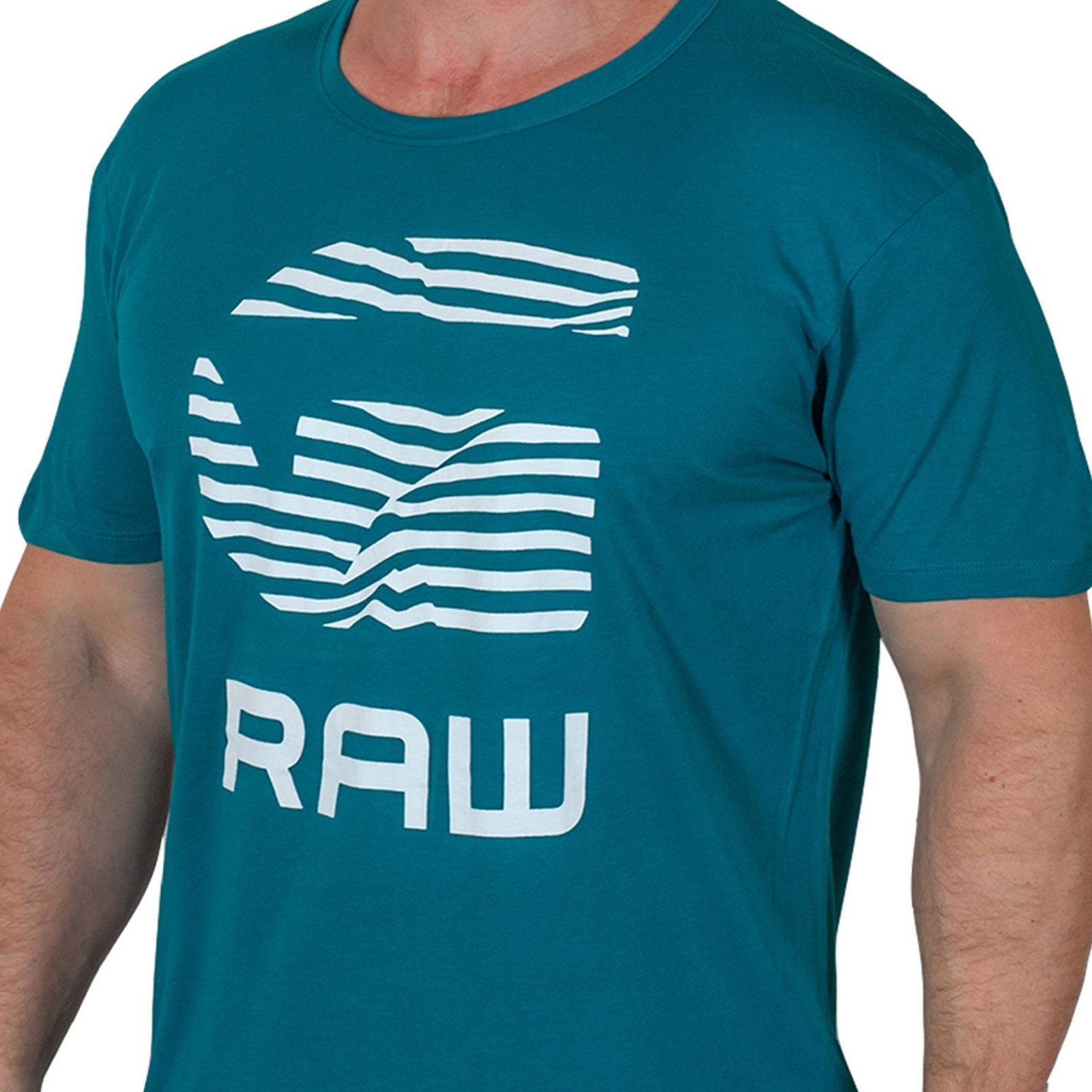 Брендовая футболка с принтом G-Star Raw® Radcort