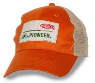 Брендовая кепка DU PONT PIONEER®