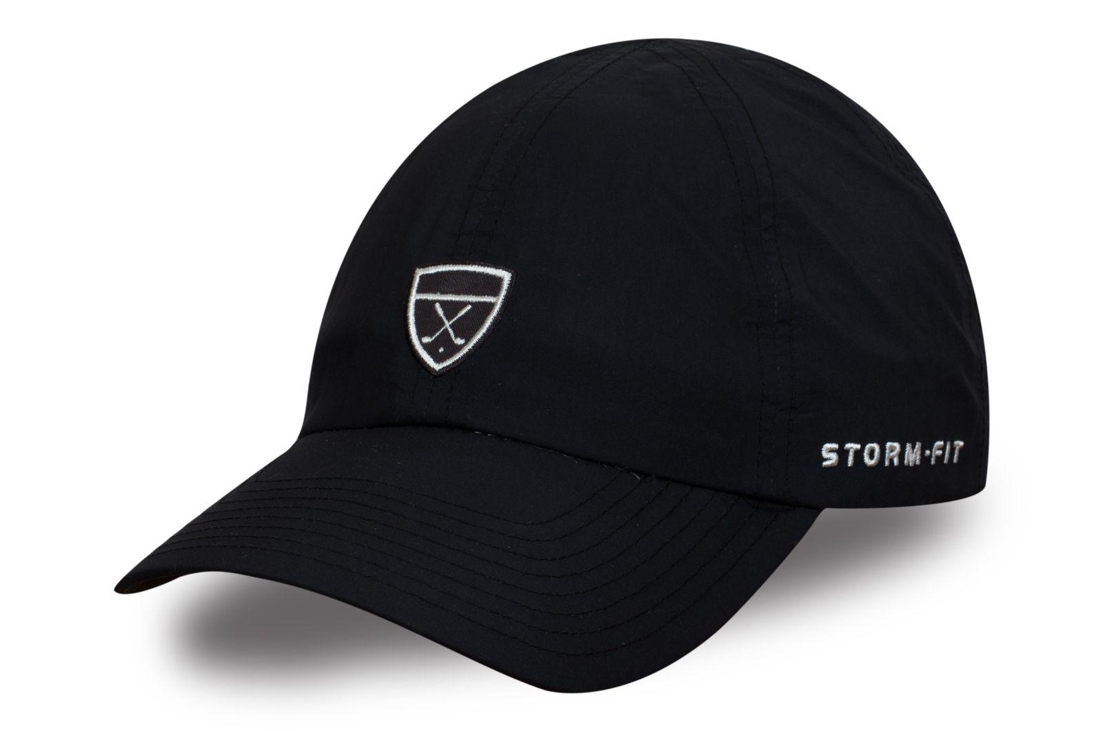 Брендовая кепка Storm FIT