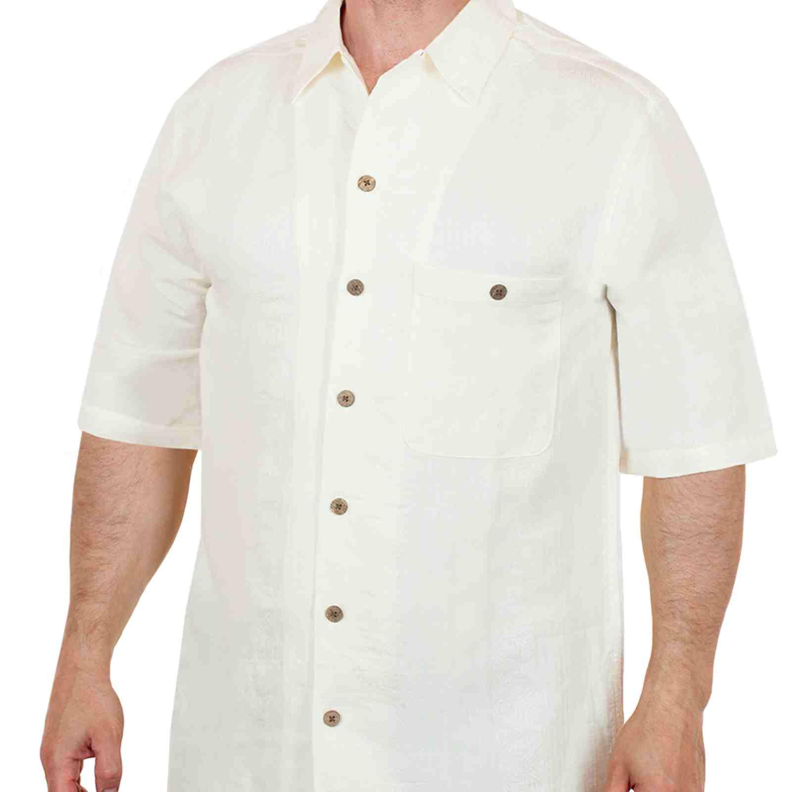 Брендовая летняя рубашка Caribbean Joe (США) для настоящих мужчин-главная