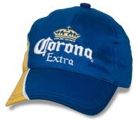 Брендовая мужская бейсболка Corona Extra.