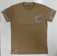 Брендовая мужская футболка KROME