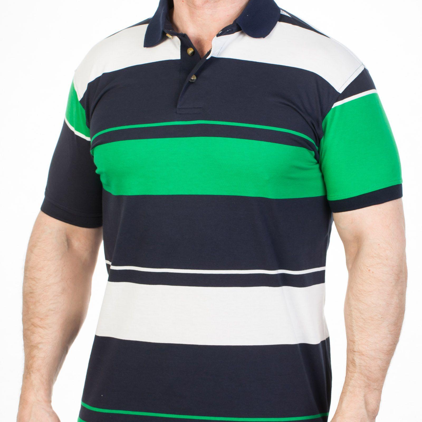 Брендовая мужская футболка Поло