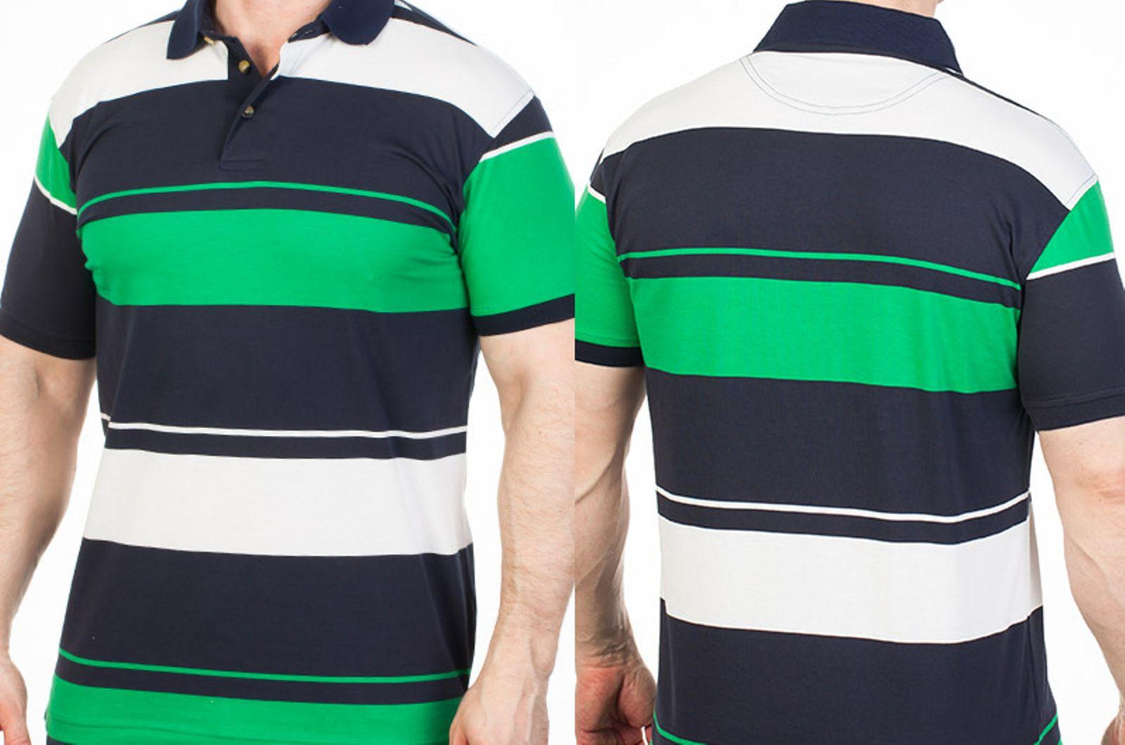 Брендовая мужская футболка Поло с доставкой