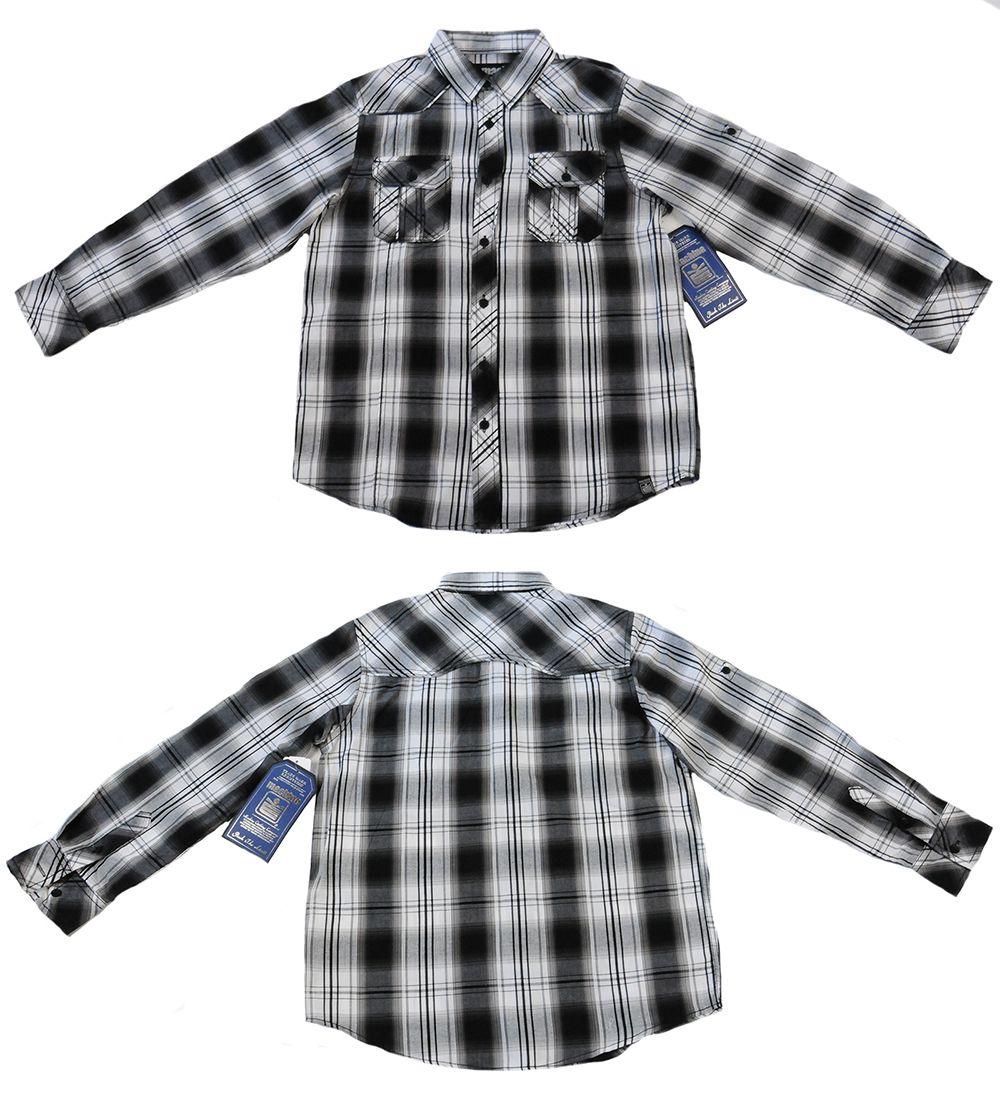 Брендовая рубашка для подростков Machine