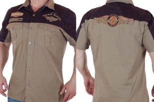 Брендовая рубашка Hard Rock Cafe с доставкой