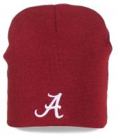 Брендовая шапка Alabama Crimson Tide от New Era - заказывайте, любителям американского футбола понравится!
