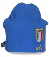 Брендовая шапка Puma - заказывайте, ценителям активного отдыха понравится!