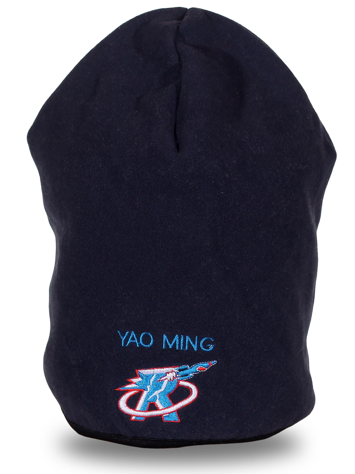 Брендовая шапка Yao Ming. Модная удлиненная модель для ценителей стиля и качества