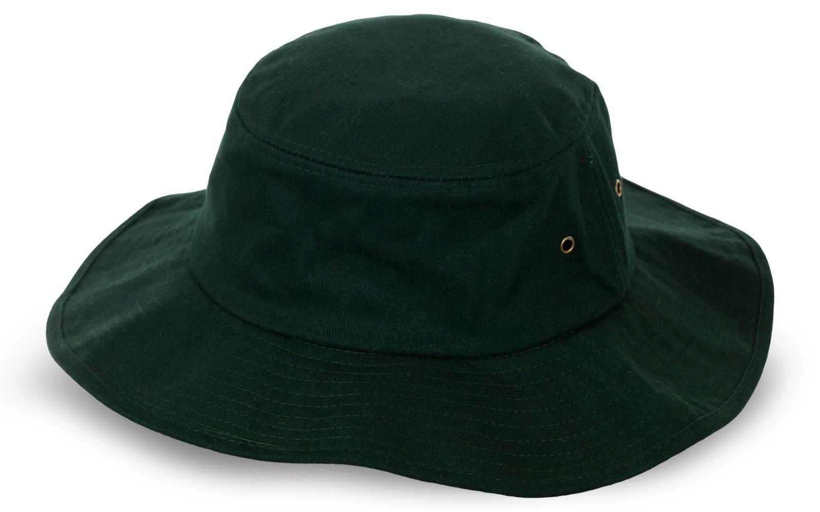 Брендовая шляпа для лесных пикников