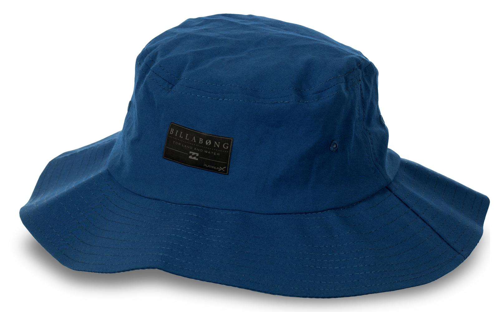 Брендовая шляпа-панама Billabong - купить оптом с доставкой