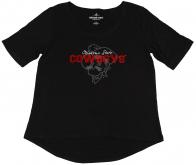 Брендовая спортивная футболка от Emerson Street® для активных девушек