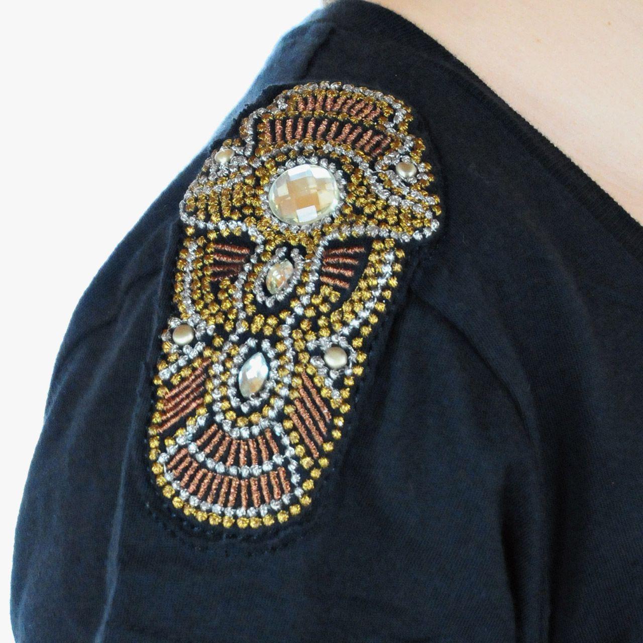 Брендовая женская футболка Hard Rock® London - КОЛЛЕКИЯ COUTURE