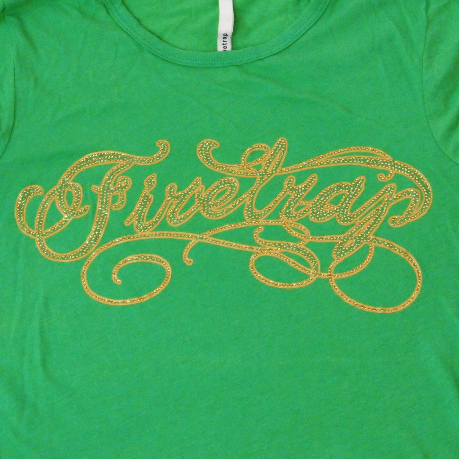 Брендовая женская футболка от Firetrap® (Великобритания) - принт