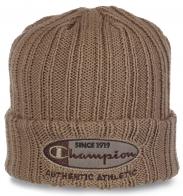 Брендовая женская шапка Champion