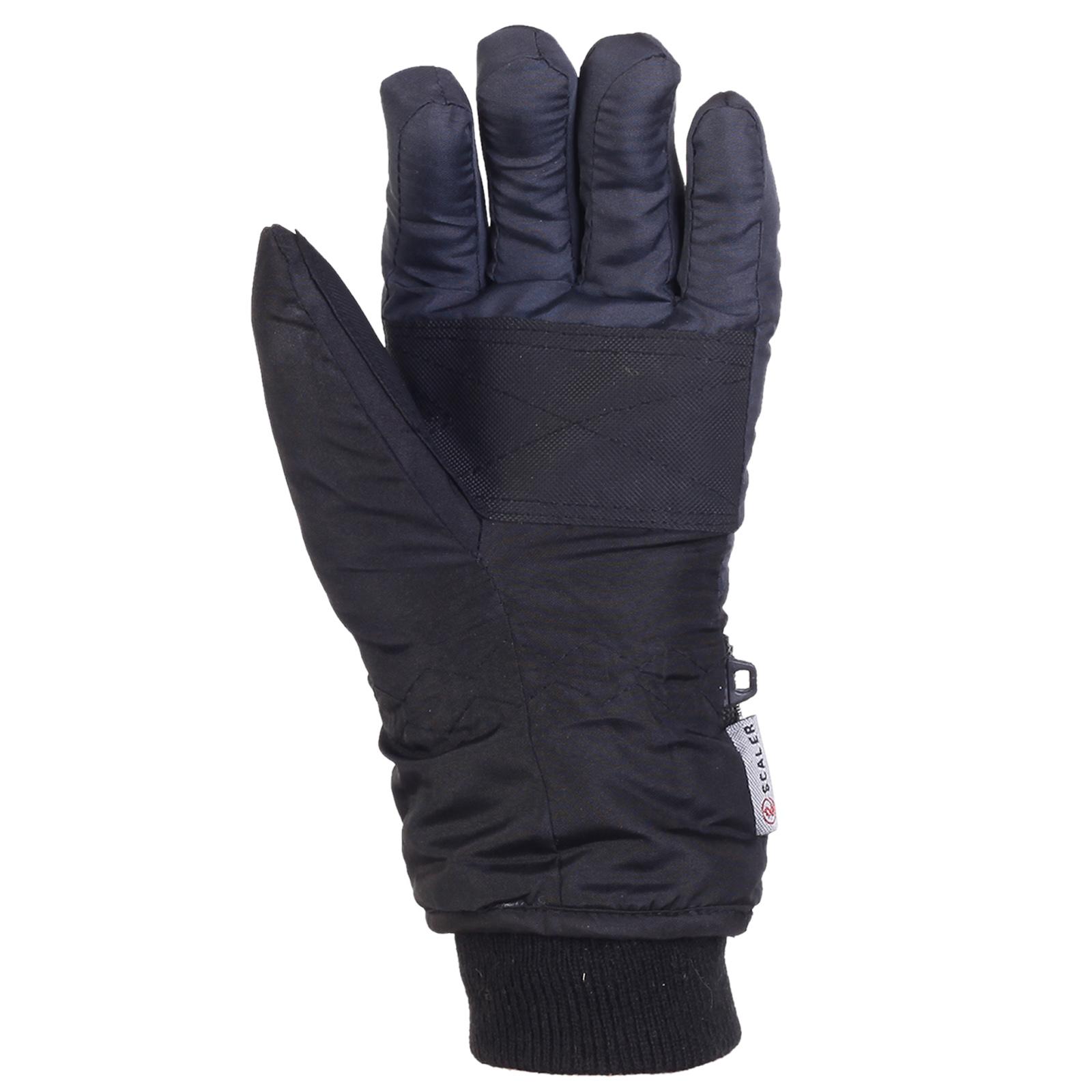 Брендовые мужские перчатки Scaler