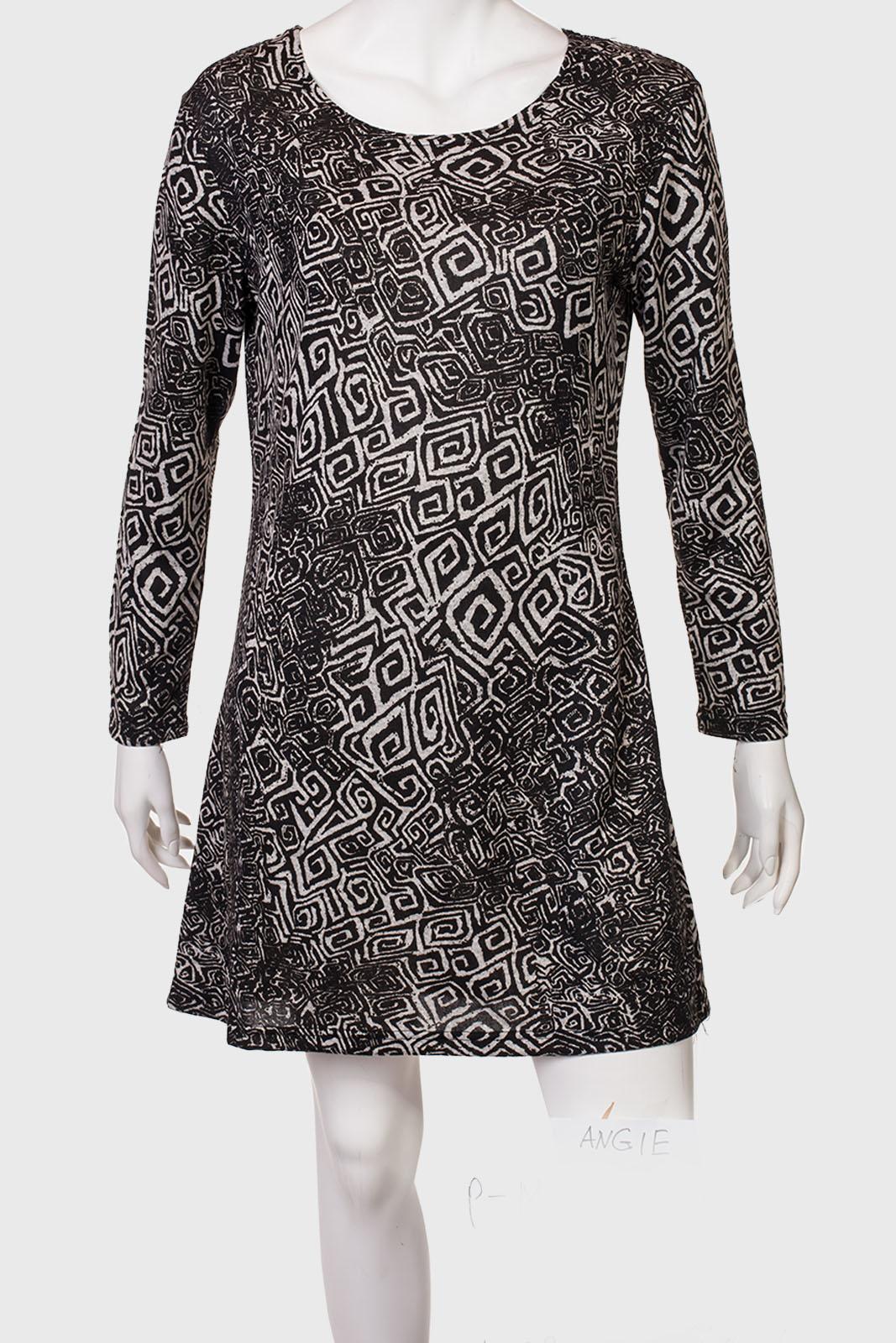 Брендовое короткое платье ANGIE.