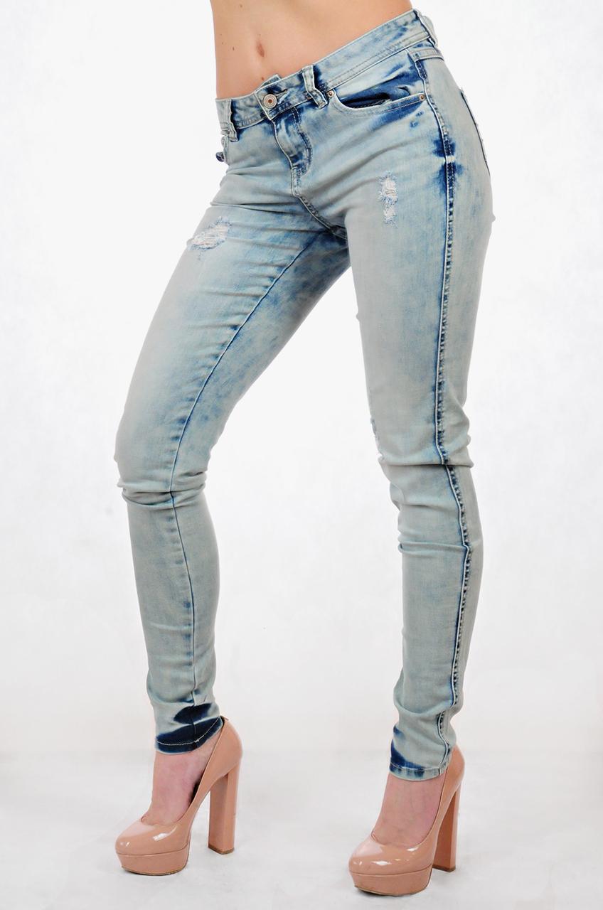 Брендовые джинсы с волшебным эффектом для красивой попы от DNN®