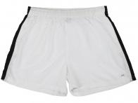 Брендовые мужские шорты белого цвета