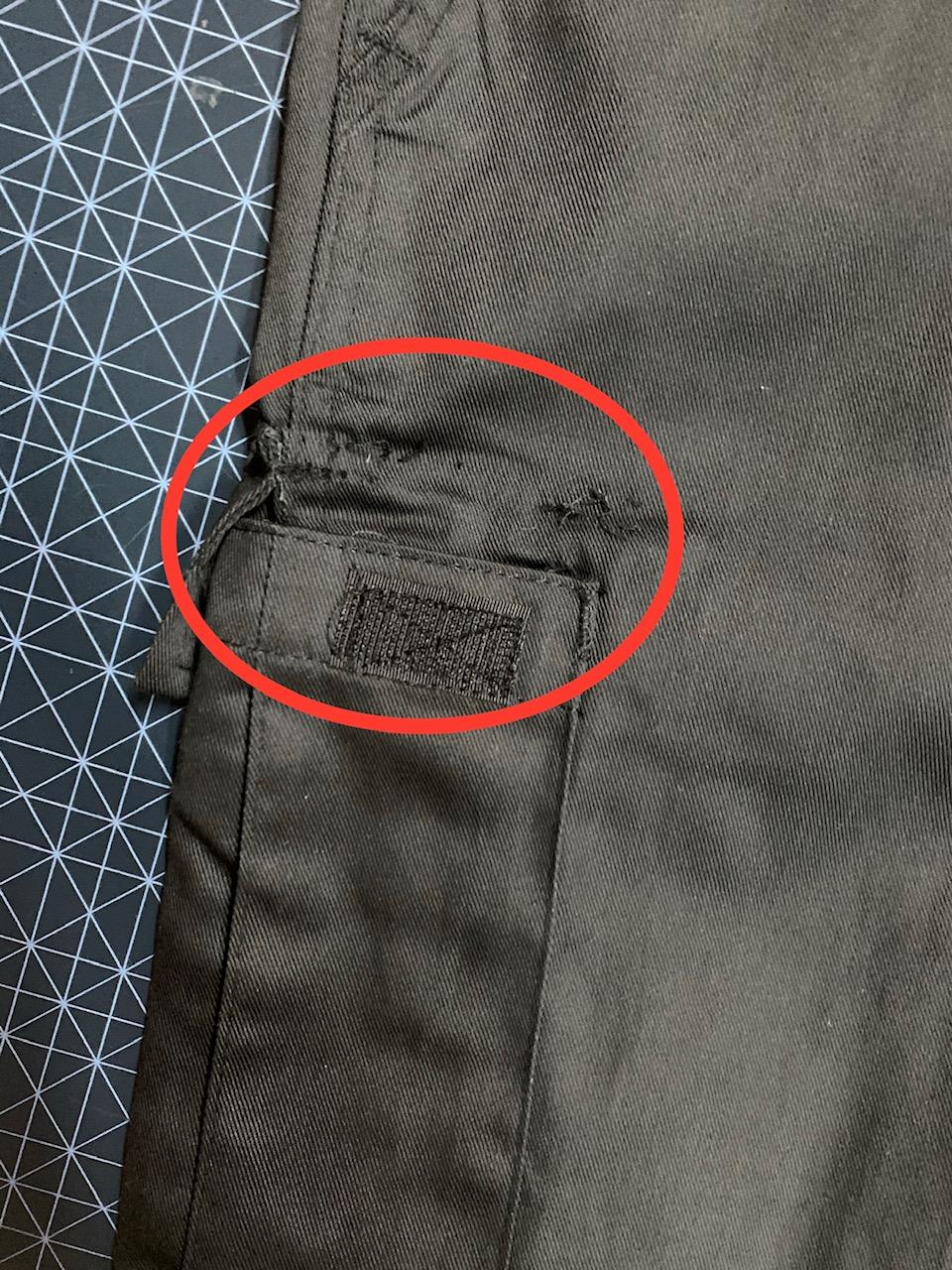 Брендовые шорты карго Brandit