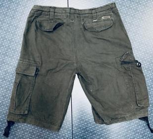 Брендовые шорты карго от Brandit