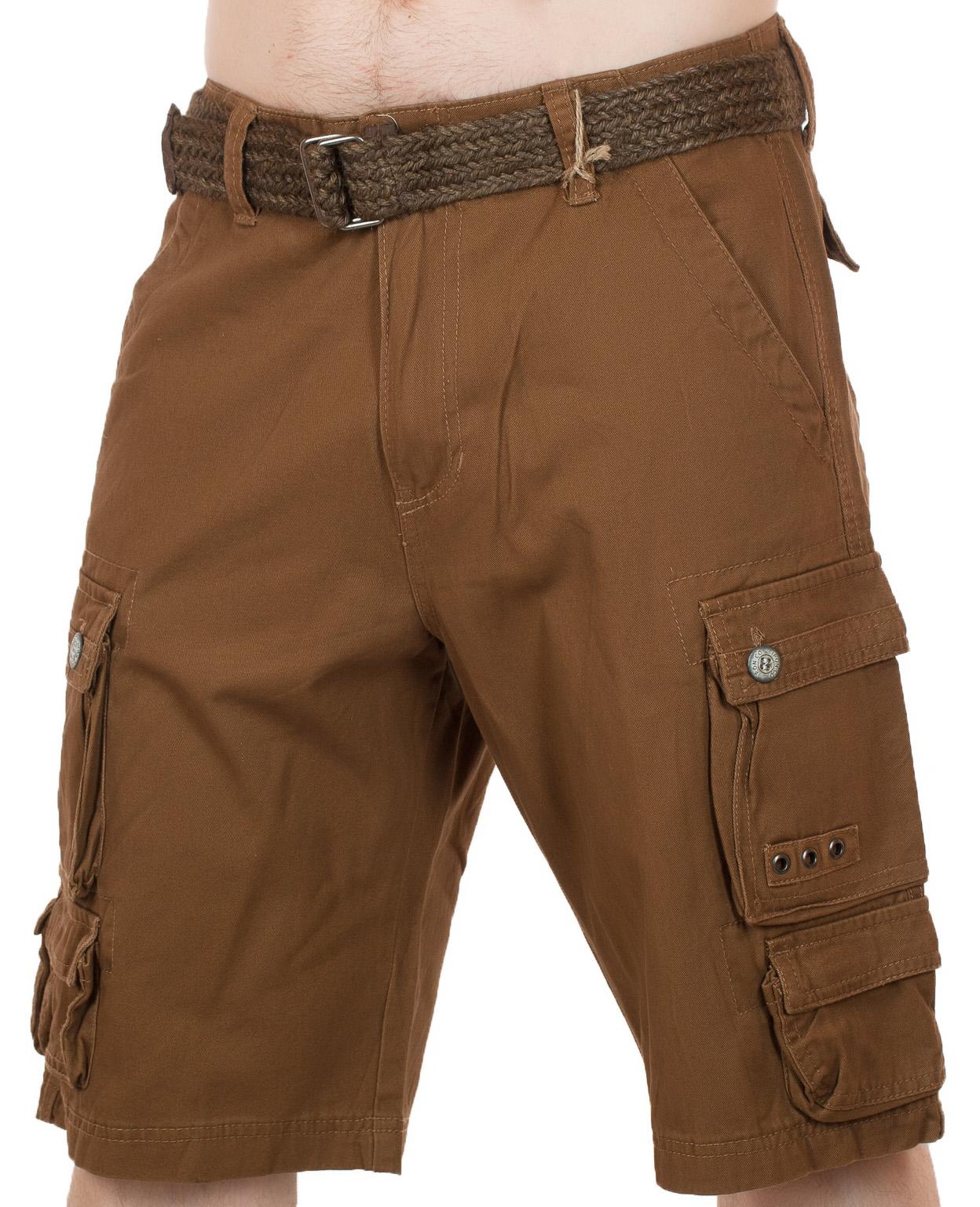 Брендовые шорты мужские (Iron Co., США)