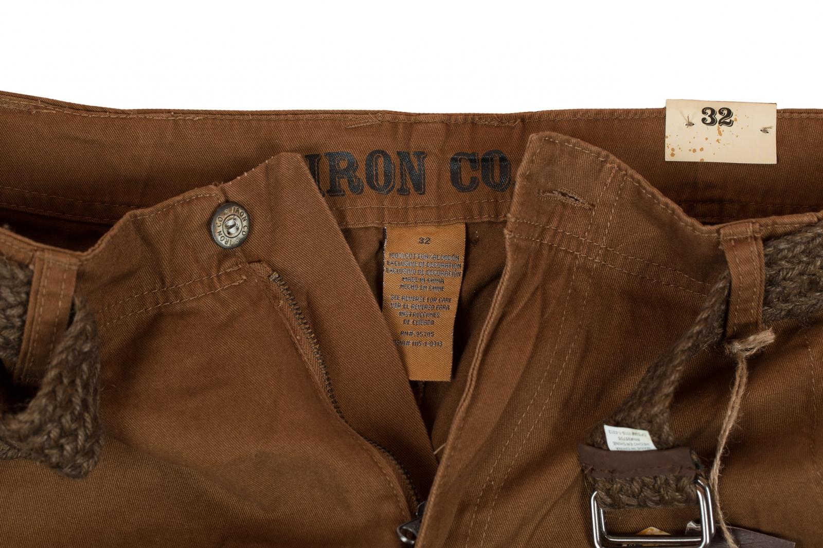 Брендовые шорты мужские (Iron Co., США) по лучшей цене