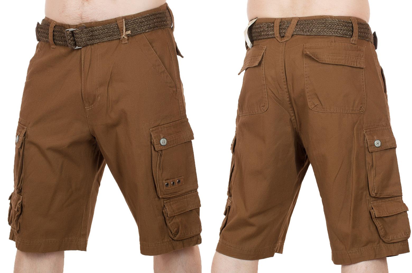 Брендовые шорты мужские (Iron Co., США) с доставкой
