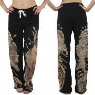 Брендовые женские БОХО штаны от дизайнеров Paparazzi