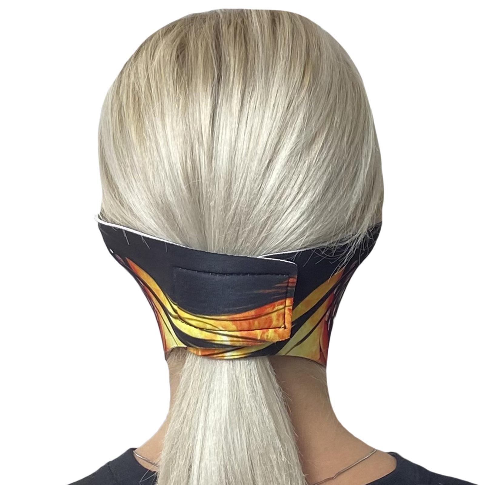 Брутальная противовирусная маска Wild Wear Hellraizer