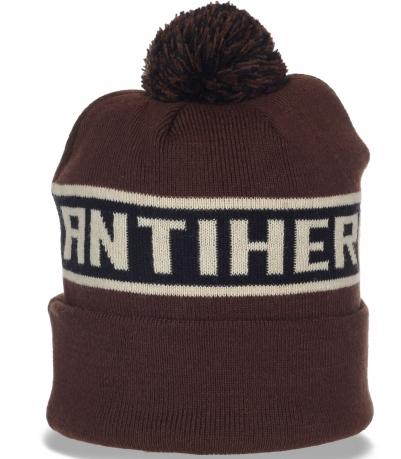 Брутальная шапка Antihero для стильных парней. Качественная модель по привлекательной цене