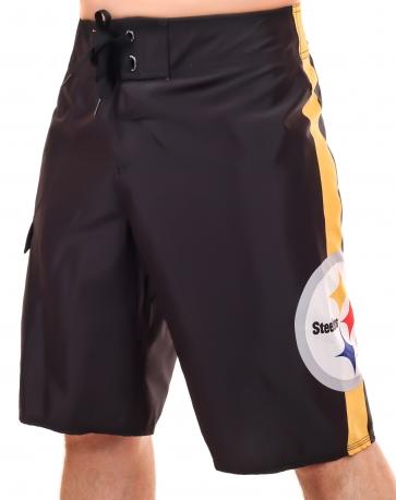 Брутальные бордшорты NFL Pittsburgh Steelers