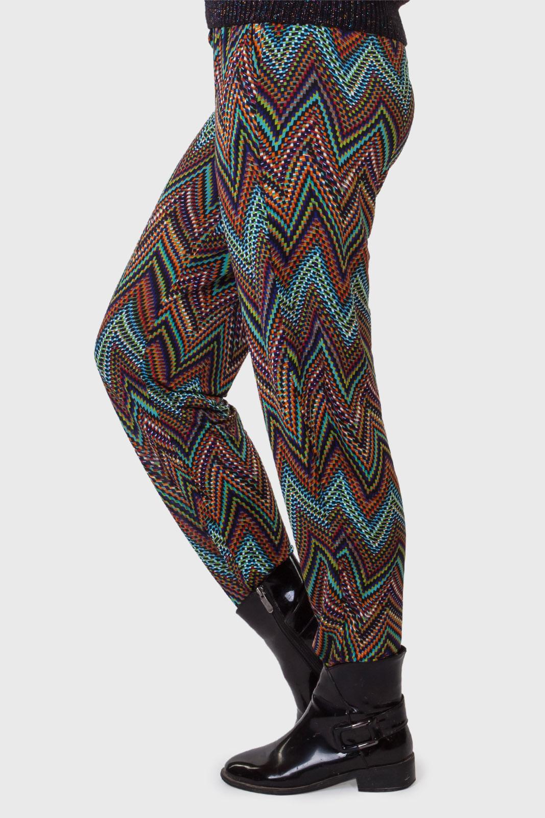 Купить в интернет магазине свободные женские брюки