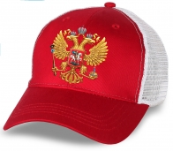 """Будь в тренде! Самая популярная бейсболка """"Россия"""""""