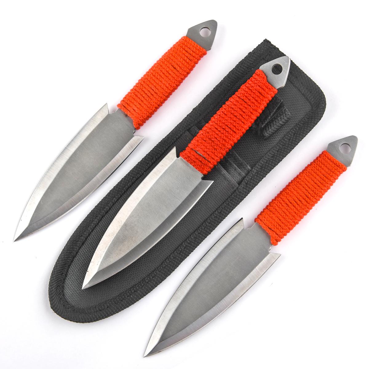 Быстролетящие метательные ножи для спорта