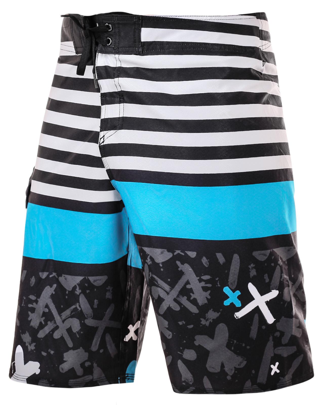Быстросохнущие шорты в уникальном стиле