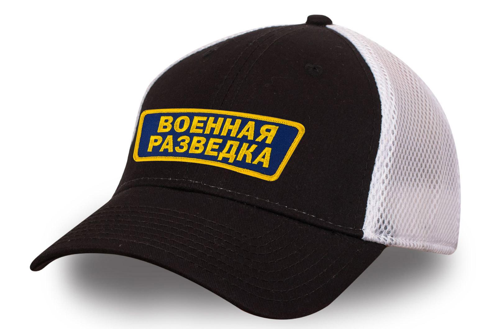 Сетчатая кепка Военная разведка.