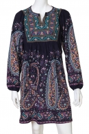 Чарующее этническое платье от ANGIE