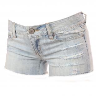 Чарующие джинсовые шортики