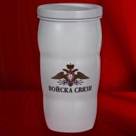 Чашка-термос Войска связи