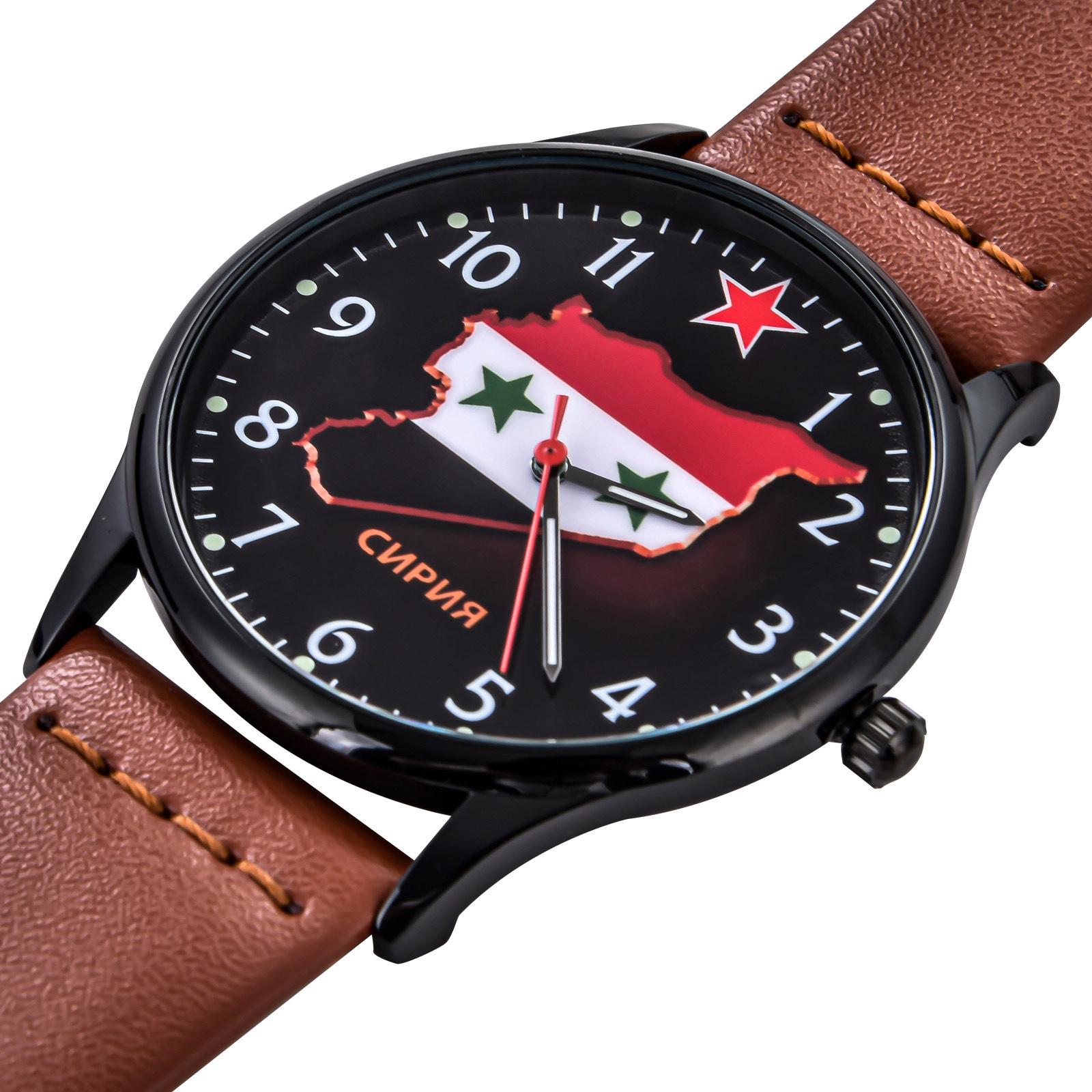 Часы командирские мужские Сирия