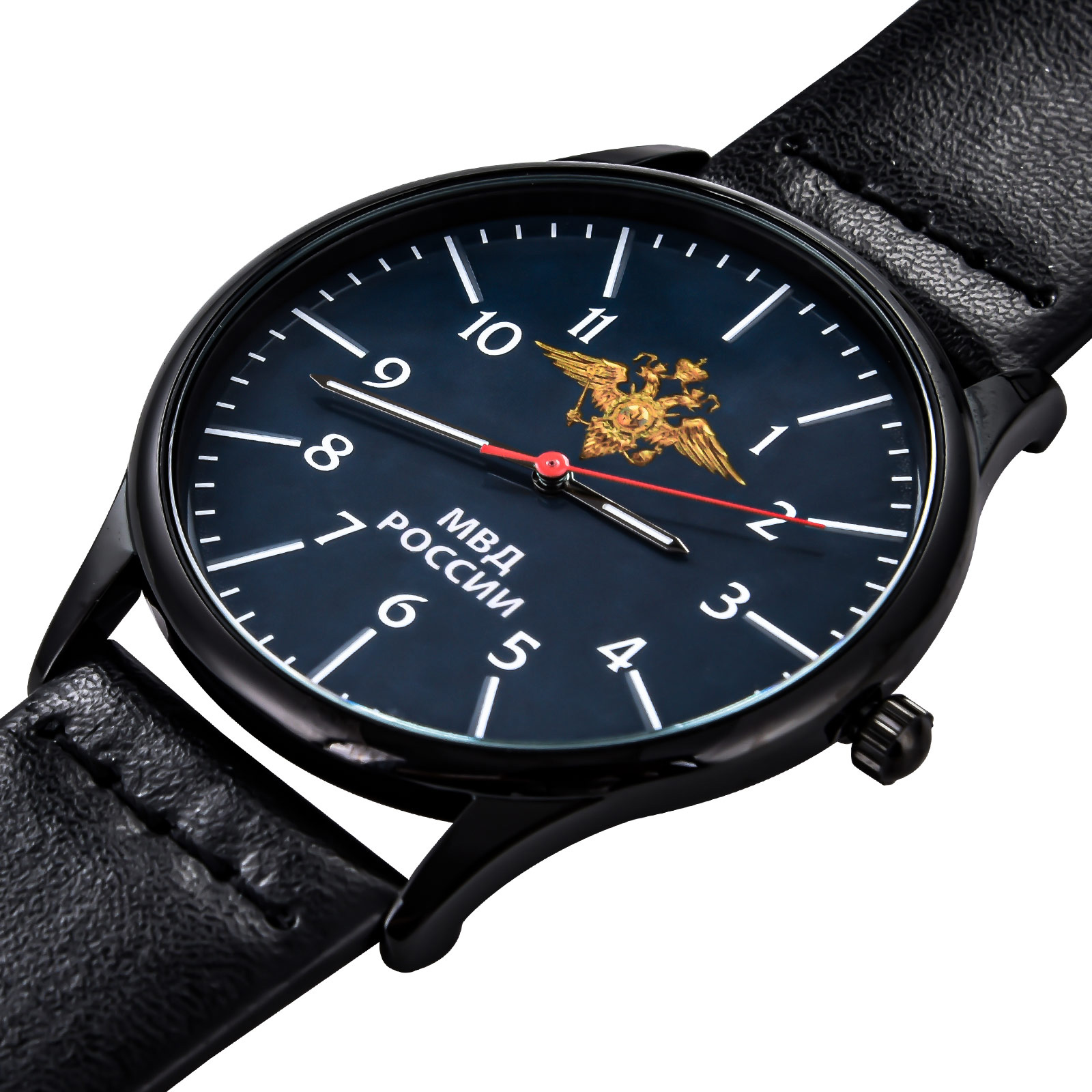 Часы командирские МВД России