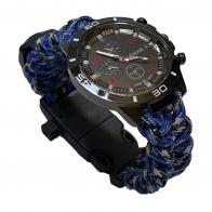 Часы с браслетом для выживания в экстремальных условиях