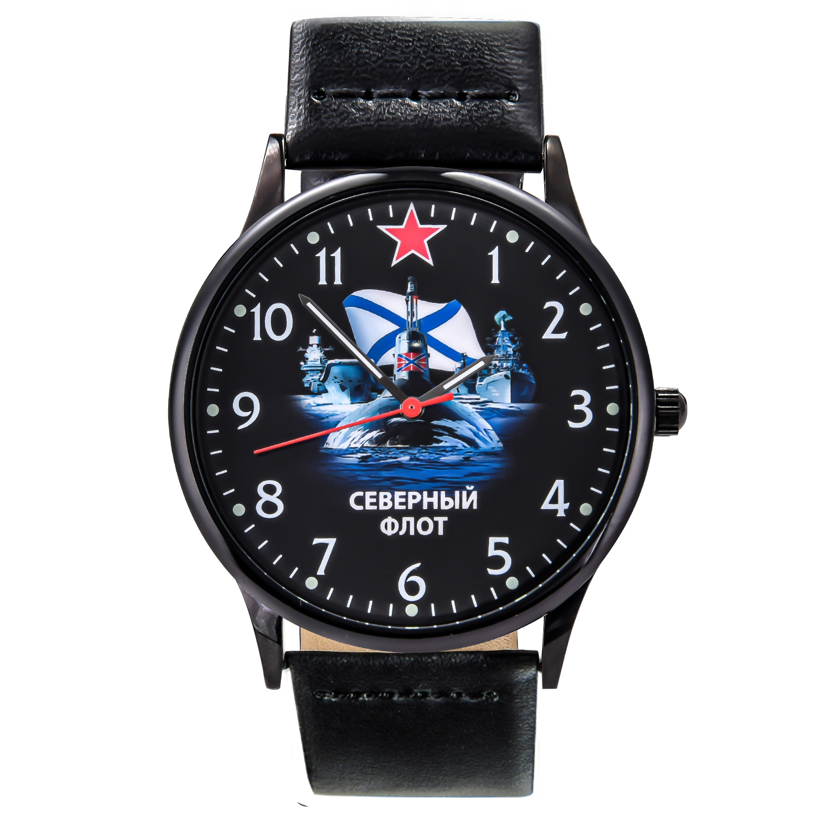 """Часы """"Северный флот"""" купить в Военпро"""
